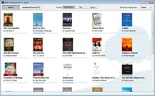 Kindle For PC 1.20.1 Build 47037 Apps Download [2018]