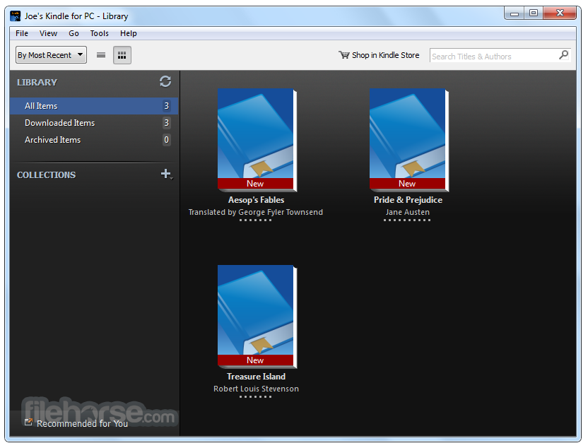 Kindle for PC Apps Download