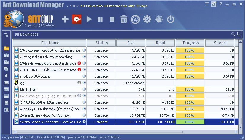 Ant Download Manager Pro 1.7.5 Crack + Serial Key Full Free Download