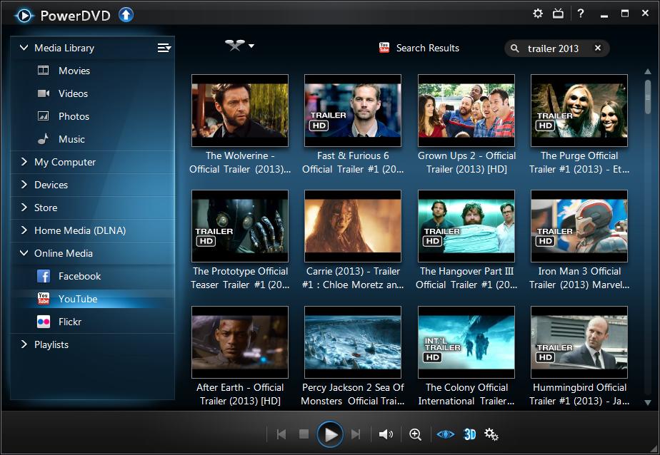 CyberLink PowerDVD Ultra 20.0.1519.62 Crack + Keygen Full Download