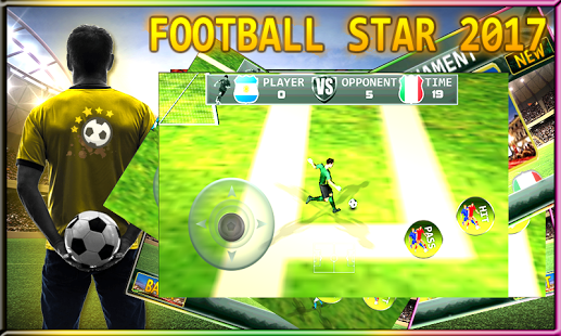 Football Star 2017 Apk World Legend Cup v3.2.7 Free Download