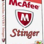 McAfee Labs Stinger 12.1.0.2225 Crack plus Keygen 32 × 64 bit Download