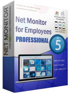 Net Monitor for Employees Professional 5.5.7 Crack & Keygen Download