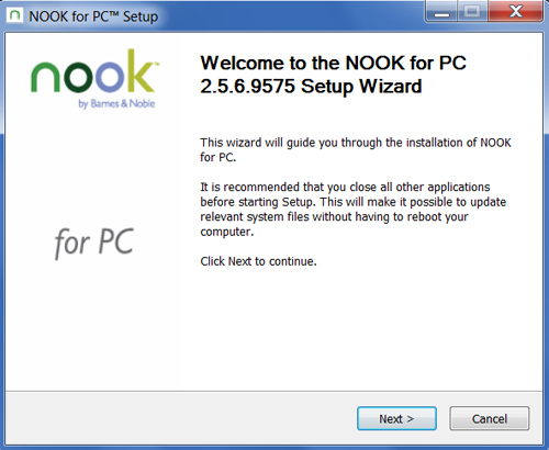 Nook for PC [ Windows 7, 8, 10 ] Download