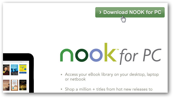 NOOK 4.8.1.21 For PC [ Windows 7, 8, 10/ Mac ] Download Free