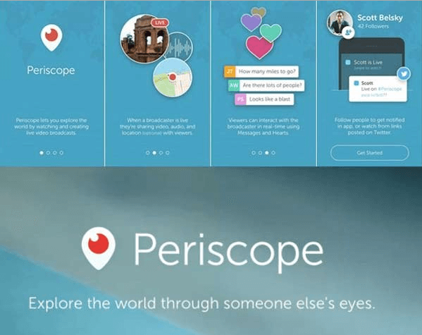 Periscope 1.20.1 Crack 2018 For PC - Windows 7, 8, 10 - MAC Download