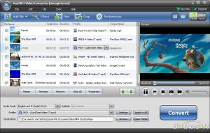 AnyMP4 Video Converter Ultimate 7 Crack Plus Keygen Free Download