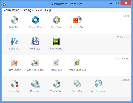 BurnAware Premium 10.3 Crack + Serial Key Full Windows + Mac - Latest