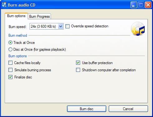 CDBurnerXP 4.5.8.6795 Portable & Crack Full  32 x 64 Bit Free Download