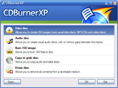 CDBurnerXP 4.5.8.6795 Portable & Crack Full 32 x 64 Bit Free Download