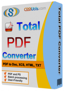 Coolutils Total PDF Converter 6.1.0.145 Crack Download Portable