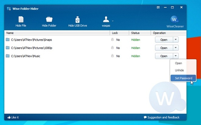 Wise Folder Hider 4.23.158 Crack Patch Free Download