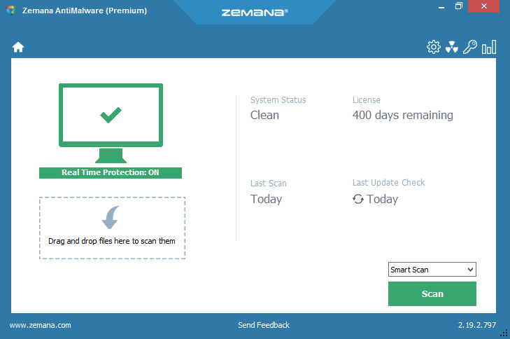 Zemana AntiMalware 2.74.2.150 Crack Patch Free Download [Premium]