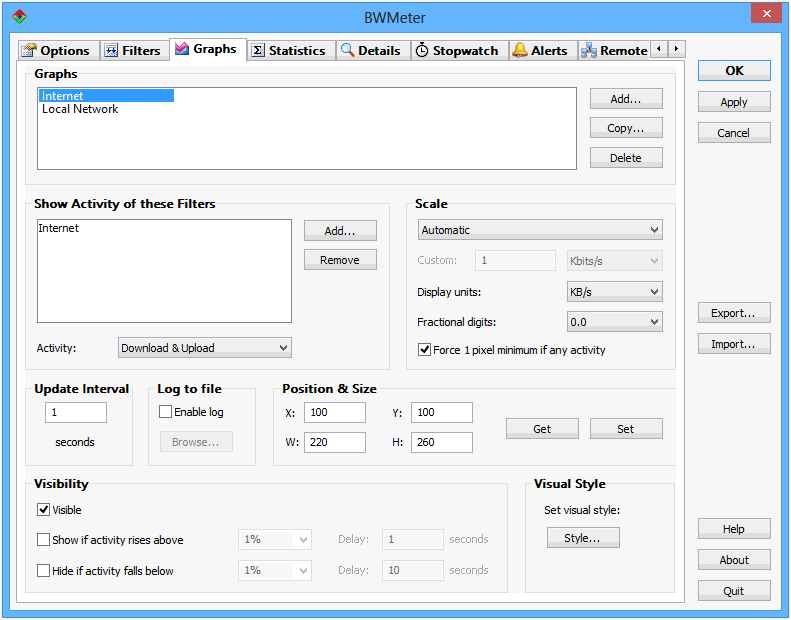BWMeter 7.7.2 Crack With Patch Free Download 2019
