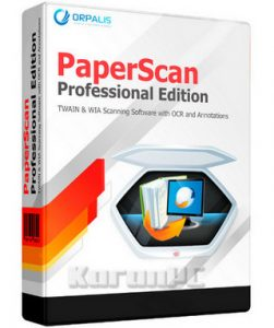 ORPALIS PaperScan Professional Edition 3.0.42 Crack & Keygen Free
