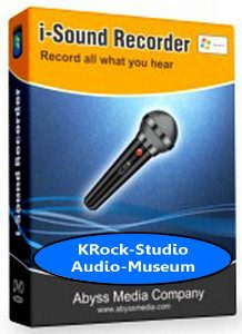 AbyssMedia i-Sound Recorder 7 7.5.8.5 Crack & Keygen Free Download