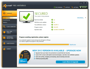 Avast Free Antivirus 2018 18.3.2333 Crack & Activation Code Download