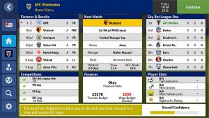Football Manager Mobile 2018 APK Plus OBB Download Windows & Mac