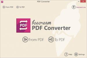 Icecream PDF Converter 2.75 Pro Crack + Serial Key Download [2018]