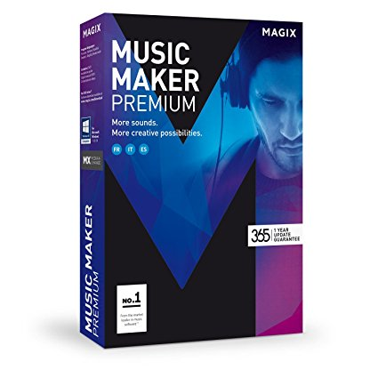 MAGIX Music Maker 2018 Crack + Premium Serial Number Full