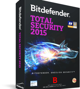 Bitdefender Total Security 2015 License Key [ Crack ] Full