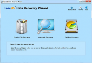 EaseUS Data Recovery Wizard 12 Crack + Serial Key Download [2018]