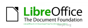 LibreOffice 6.4.3.2 Crack Mac Download Free with Serial Key