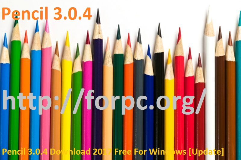 Pencil 3.0.4 Download 2018 Free For Windows