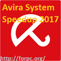 Avira System Speedup 3.8.1.5618 2018 Crack & Serial Key Download