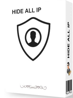 Hide ALL IP 2018.01.04.180104 Crack Key & Portable Download