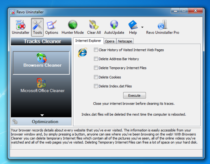 Revo Uninstaller Pro 3.2.0 2018 Crack & Serial Key Download Free