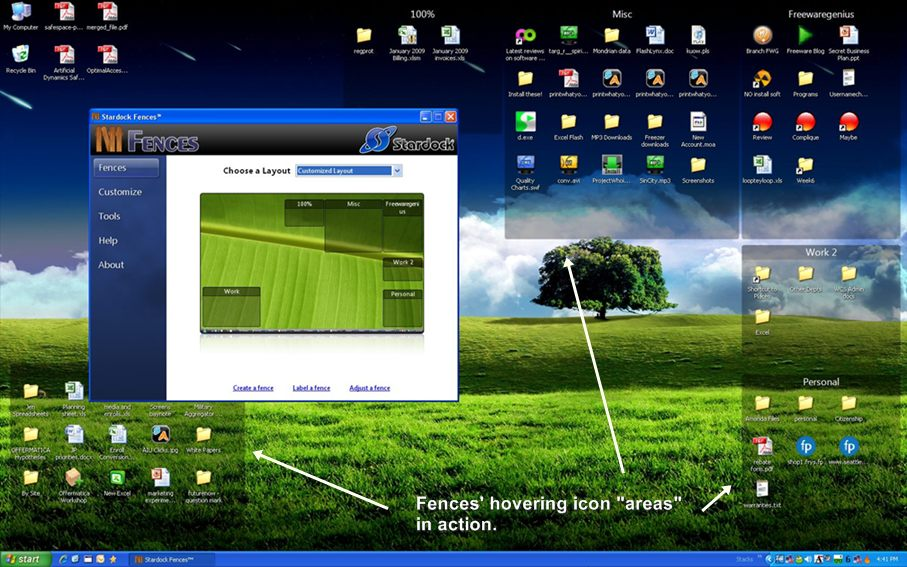 Stardock Fences 3.0.5.12 2018 Crack & Serial Key Download