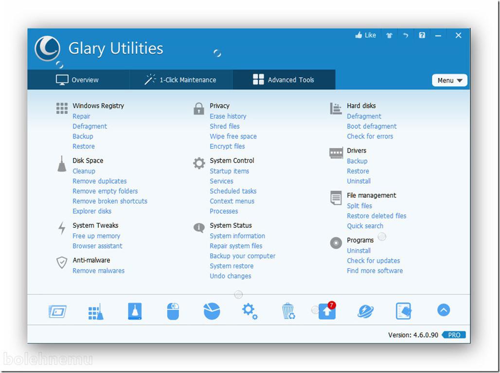 Glary Utilities 5.143 Crack & Keygen Download Free [Portable]