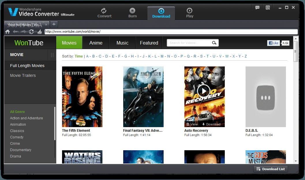 Wondershare Video Converter 10.2.2.161 2018 Crack & Serial Keys Download Free