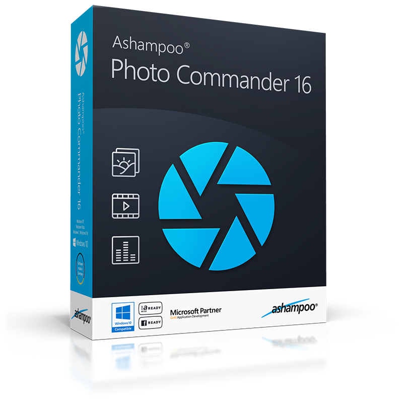 Ashampoo Photo Commander 16.0.2 Crack Download