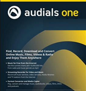 Audials One 2018.1.45300.0 Crack & License Key Full Free Download