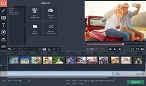 Movavi Video Editor 14.5.0 Crack & Keys Full Version 2018 Download