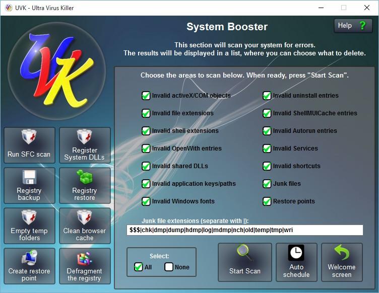 UVK Ultra Virus Killer Crack 10.13.0.0 With Keygen Full Torrent Download